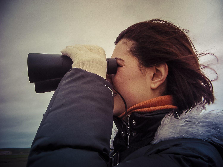 Observacion aves Arribes del Duero