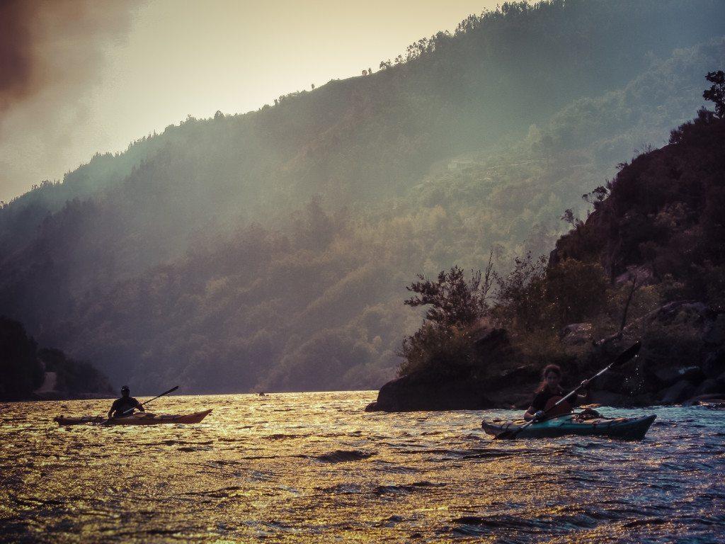 kayak Douro