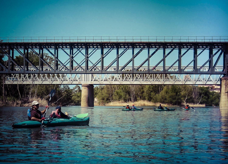 Kayak Duero Zamora