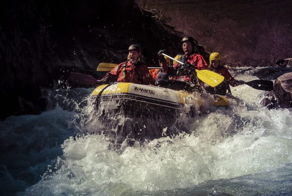 RAFTING CANOA-RAFT