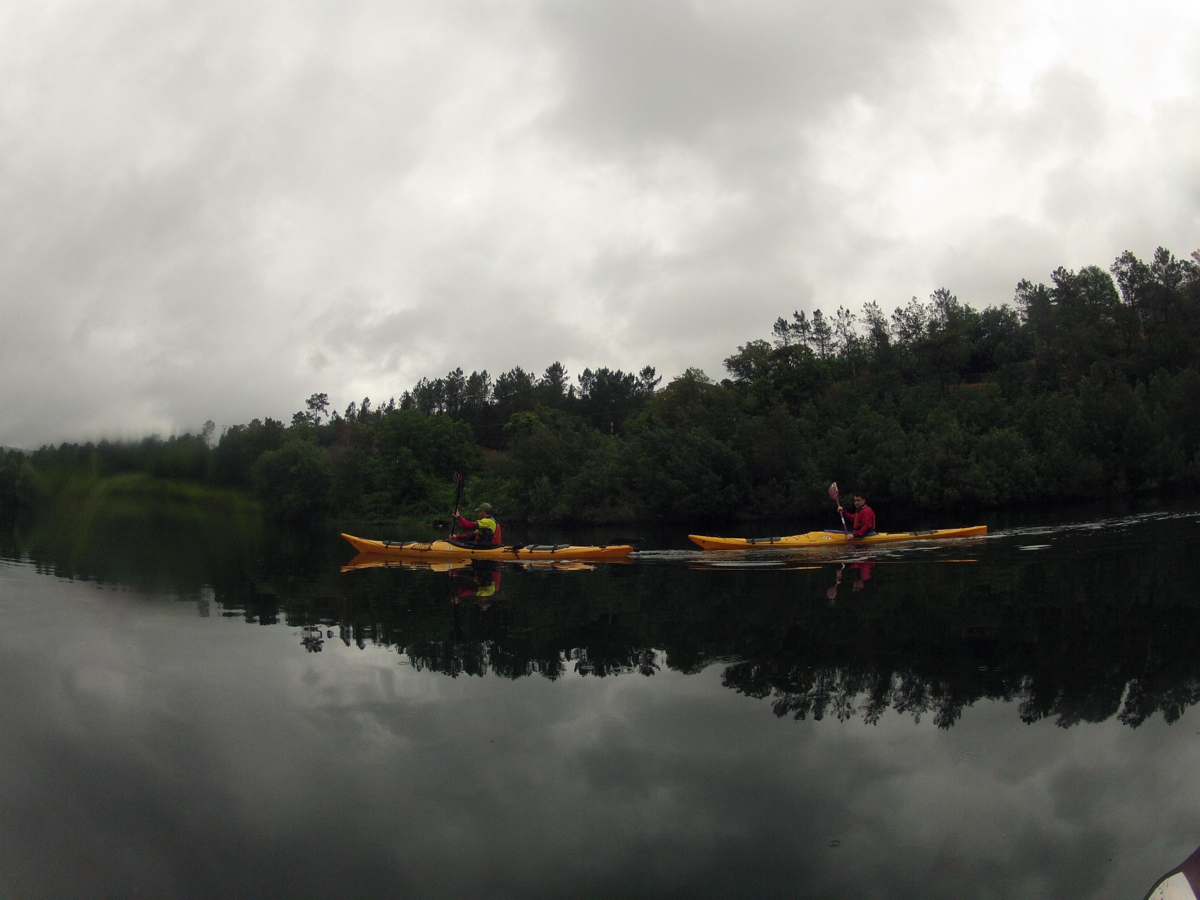 Miño kayak