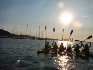 Expedición Douro en Kayak